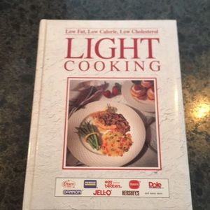 Other - Light Cooking Cook Book